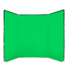 Background Kit Chroma Key 4301KG 4 x 2.9m Green