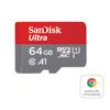 SanDisk MicroSDXC Ultra for Chromebooks 64GB 120MB/S
