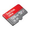 SanDisk MicroSDXC Mobil Ultra 128GB 120MB/s UHS-I Adap