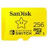SanDisk MicroSDXC Nintendo Switch 256GB UHS-I,100/90