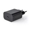 Nedis Wall-charger USB-C Black