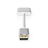 Nedis DisplayPort Male > DVI-D 24+1-Pin Female 1080p