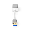Nedis USB 3.2 Gen 1 USB-A > RJ45 Female
