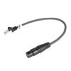 Sweex XLR Digital XLR 3p Fe > RJ45 0.3m