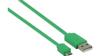 Nedis USB 2.0 A Ma > Micro B Ma 480 mbps 1m Green