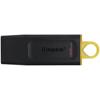 DataTraveler Exodia 128 GB USB3.2 Gen1 black/yellow