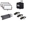 PL-E90D 3KIT 3xPL-E90D + Case and stands