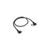 MicroUSB-90 Degree 2.1mm DC Motor Power Cable