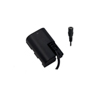 Canon LP-E6 Dummy Battery to 5.5/2.5mm DC Female
