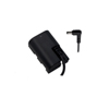 Canon LP-E6 Dummy Battery to 5.5/2.5mm DC Male C