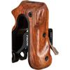 Tiltaing Left side Wooden Handle Black