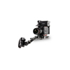 Tilta For Panasonic EVA1 rig with battery plate gold mount