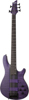 Schecter C-5 GT Bass Satin Trans Purple