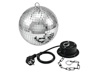 Mirror Ball 20cm with MD-1015 Motor