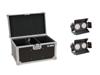 Eurolite Set 2x LED CBB-2 WW/CW Fairlight + Case