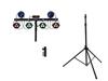 Eurolite Set LED KLS Laser Bar Next FX Light Set + M-4 Speaker-System Stand