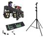 Eurolite Set LED KLS Scan Next FX Compact Light Set + Controller + Steel stand