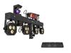 Eurolite Set LED KLS Scan Next FX Compact Light Set + Foot switch