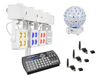Eurolite Set LED KLS-180 wh + LED B-40 wh + USB QuickDMX + Easy Show