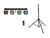 Eurolite Set LED KLS-902 + M-4 Speaker-System Stand