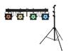 Eurolite Set LED KLS-902 + STV-60-WOT EU Steel stand black