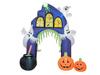 Inflatable Figure Haunted House Portal 270cm