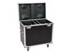 Roadinger Flightcase 2x TMH-S200
