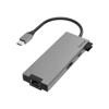 Adapter USB-C Multi 4x Ports HDMI/LAN