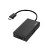 Hub/Cardreader USB-C 3x Ports