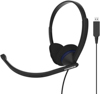 Koss Headset CS200 On-Ear Mic Black
