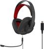 Koss Headset GMR540 ISO USB Over-Ear Mic Remote Black