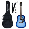 Epiphone Starling Acoustic Player Pack Starlight Blue