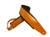 FPB06-C Pro Italian Leather Guitar Strap - Light Tan