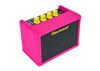 Blackstar Fly 3 Bass Neon Pink