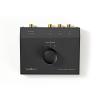 Nedis Analog Audio switch 3-port