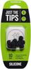 Mackie MP Series Large Silicone Black Tips Kit