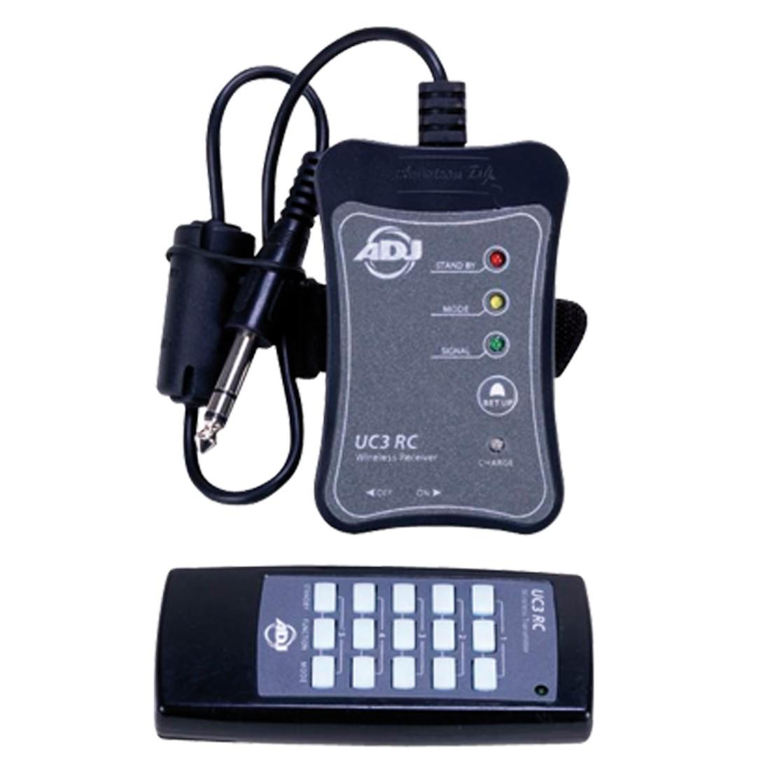 American DJ UC3 RC System