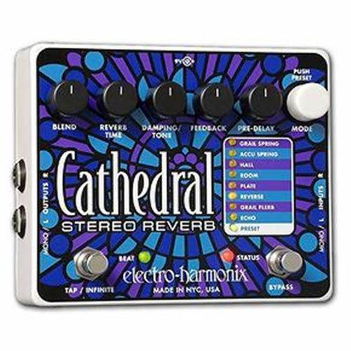Electro-Harmonix Cathedral