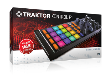 Native Instruments Kontrol F1