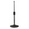 D8202C Desk Mic Stand Straight Adjustable