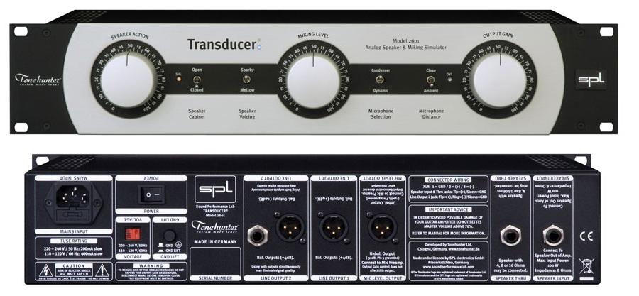 SPL Transducer