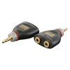 DAP Audio 2x3.5mm Fe > 3.5mm Ma (XGA15)