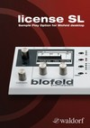 Waldorf License SL Blofeld sample option