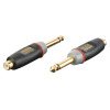DAP Audio 1xRCA Fe > 1x6.3mm Ma MO (XGA06)
