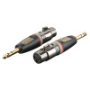 DAP Audio 1xXLR Fe > 1x6.3mm Ma ST (XGA24)
