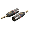 DAP Audio 1xXLR Ma > 1x6.3mm Ma ST (XGA28)