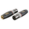 DAP Audio 1XLR Ma > 1x6.3mm Fe ST (XGA35)