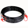 Magic FX CO2 high pressure hose 3/4 Male Female 15m