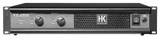 VX 2400 Power Amp