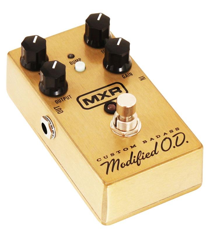 MXR M-77 Custom Badass Modified OD